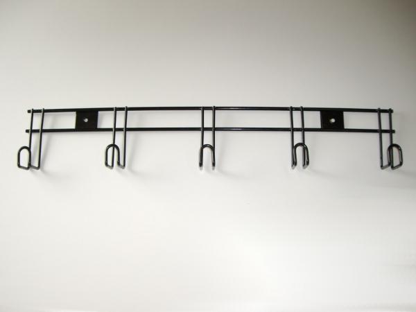 Wand Trensenhalter mit 5 Haken