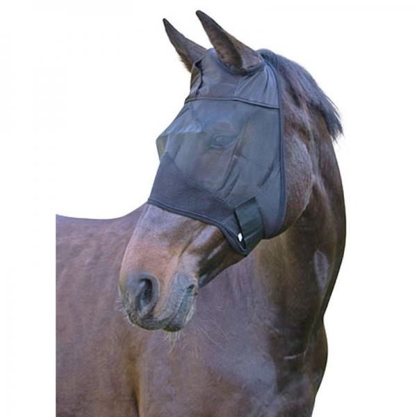 Fliegenmaske GR ohne Ohren Pony, Cob, Full