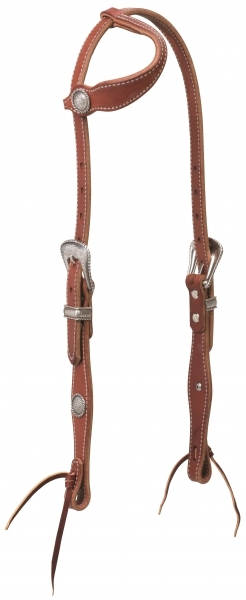 Weaver Einohr Kopfstück - Old West Collection