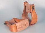 Holzsteigbügel von Partrade USA