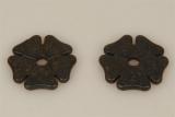 Sporenrädchen Typ 6 kleines Kleeblatt