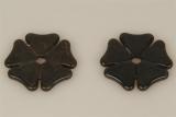 Sporenrädchen Typ 8 großes Kleeblatt