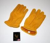 Majestic Premium Hirschleder Handschuhe