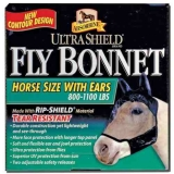 Absorbine Fliegenmaske Fly Bonnet Ultrashield
