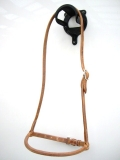 Mouthcloser / Noseband / Sperrhalfter Round Leather
