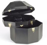 Westernhat Carrier Hutbox Double für 2 Hüte
