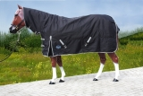 Tough Horse Turnout Winterdecke 300g mit Halsteil 1200D
