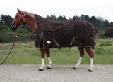 Tough Horse Turnout Regendecke Halfneck 1680D