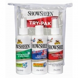 Absorbine ShowSheen Probier Set 3x 120ml TryPack