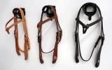 EE Tack Kopfstück - Futurity Stirnband  Basket Punziert