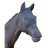 Fliegenmaske GR mit Ohren und Nüsternschutz Pony, Cob, Full