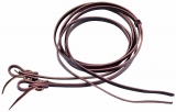 BCL PreOiled Herman Oak Leather Waterloop Reins Westernzügel 12mm x 240cm