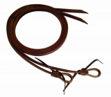 BCL PreOiled Harness Waterloop Reins Westernzügel 16mm x 240cm