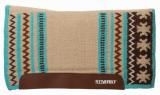 Weaver Synergy Flex Westernpad Sand-Brown
