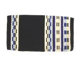 TexMex Showblanket aus Neuseeland Wolle 36 x 34 #139