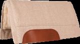 Mustang Solid Navajo Wool Westernpad beige