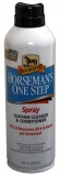 Absorbine Horsemans One Step Leather Cleaner & Conditioner 237ml Spray
