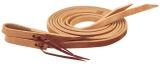 Weaver Zügel Single Ply Heavy Harness Split Reins 1/2 12mm