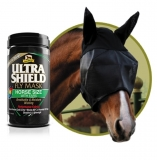 Fliegenmaske Fly Mask Ultrashield