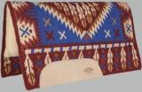 Mustang Reinmaker Wool Fleece Show Westernpad 1238-AB