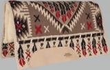Mustang Reinmaker Wool Fleece Show Westernpad 1238-JC