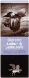 B&E Glycerin Leder- & Sattelseife Riegel