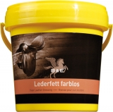 B&E Lederfett 1000ml farblos