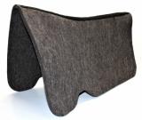 Mustang Filzunterlage für Westernpad aus Wollfilz Padschoner contoured