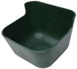 Futtertrog 7 Liter grün