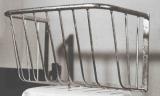 Heuraufe aus verzinktem Stahl