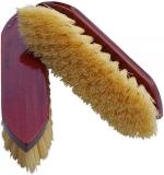 Mähnen- und Waschbürste, kurz, lackiert
