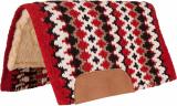 Mustang Heavy Navajo Fleece Show Pad 1137-AD