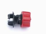 Seil-Schraubisolator für Kunststoff-Pfähle bis 17mm