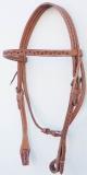 Western Kopfstück Bend mit Quick Change Loops