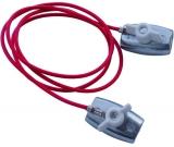 Zaunverbinder für Seil (6mm)